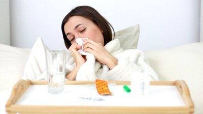 Признаки начинающейся простуды