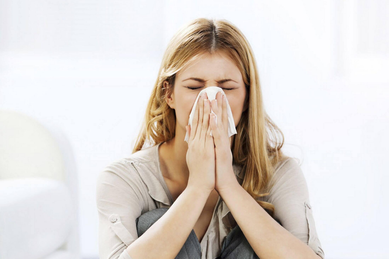 Головная боль при простуде и гриппе