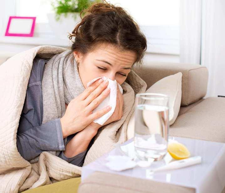 Симптомы гриппа и простуды у взрослых, первые признаки и проявления заболевания, лечение, РИНЗА 30