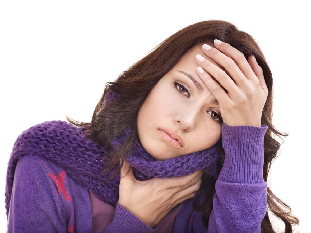 Что делать при боли в горле