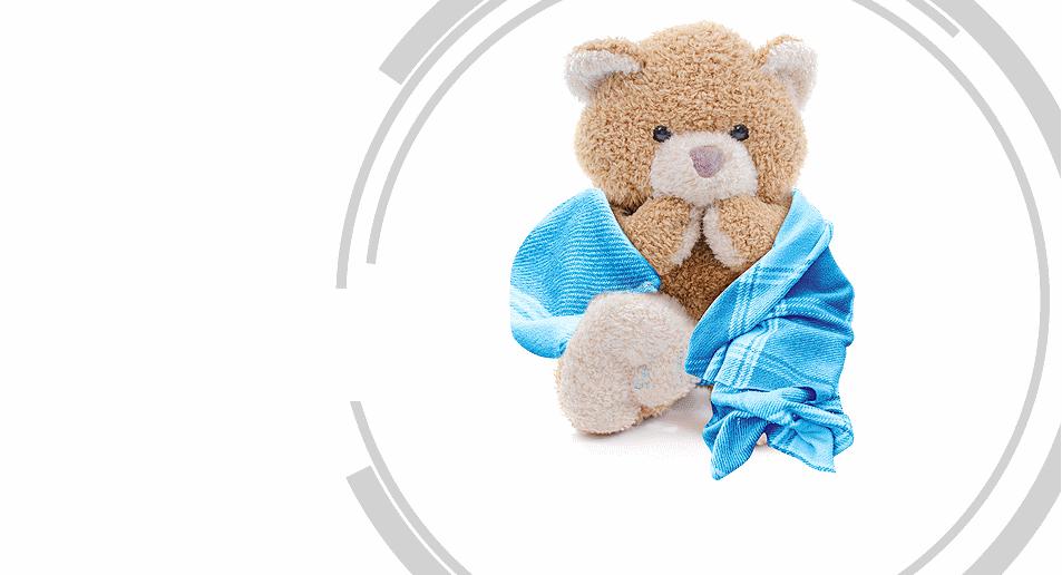 Дрожь у ребенка при температуре