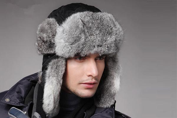 Универсальная шапка ушанка