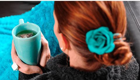 Какой чай полезен при простуде?