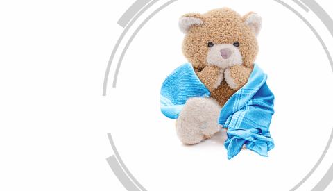 Ребенок болеет гриппом