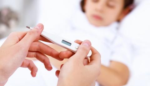 Сколько дней держится температура у ребенка