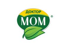 Логотип Доктор МОМ
